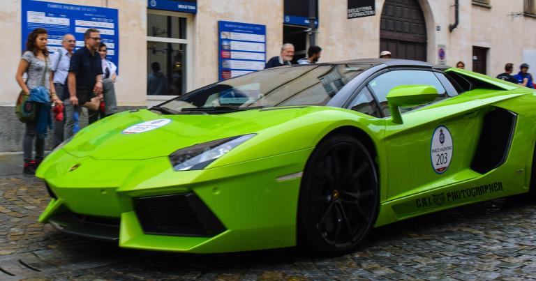 Salone Auto Valentino