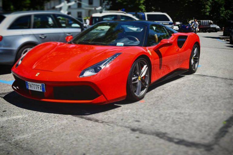 Celebrazione dei 70 Anni della Ferrari